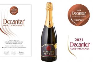 Decanter ocenjevanje vin