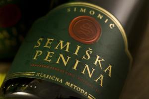Semiška sparkling wine - sec 1.5l