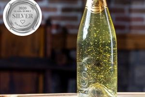 Semiška Gold sparkling wine 0.75l